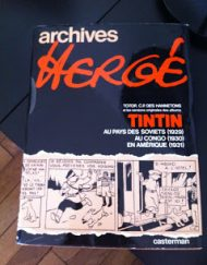 archives herge 1973