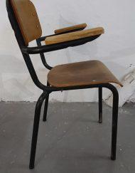 chaise école MATCO vintage brocante