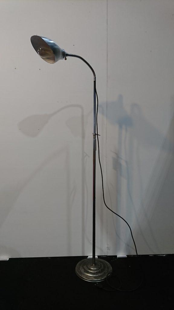 lampadaire ki-e-klair alphonse andre pinoit années 40 60 mr hattimer brocante vintage Limoges