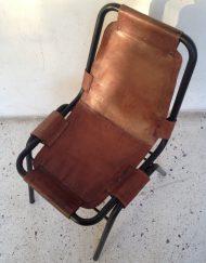chaise charlotte perriand cuir