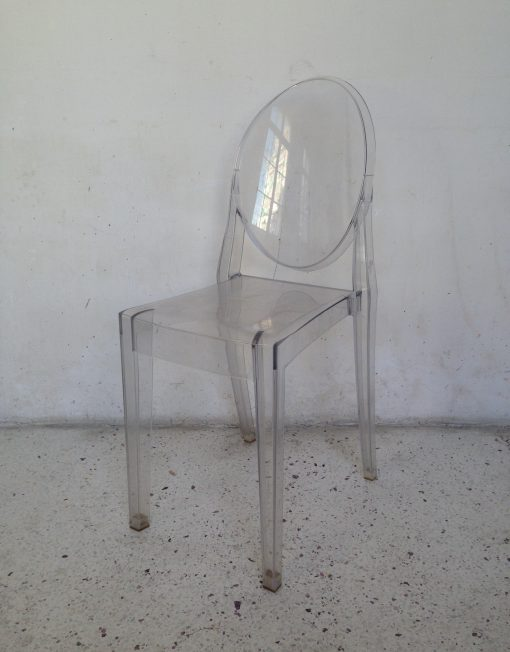 chaise victoria ghost starck