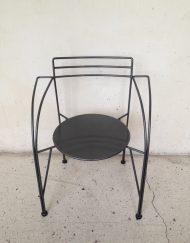 fauteuil lune d'argent fermob IDOLES design Pascal Mourgue