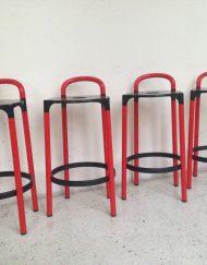 Tabouret Kartell design Anna Castelli Ferrieri
