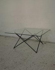 table basse style ao airborne de profil