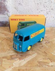 voiture dinky toys ed atlas bleue