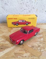 voiture dinky toys ed atlas rouge