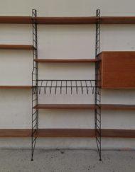 systeme modulable etagere string nills strinning mr hattimer brocante vintage limoges