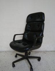 fauteuil de bureau conforto charles pollock vintage brocante limoges mr hattimer