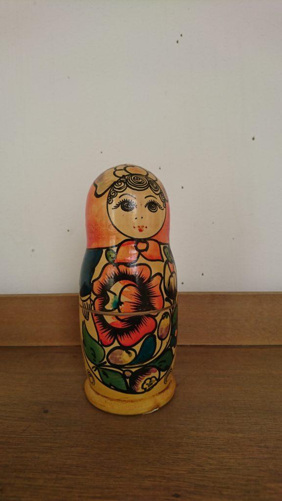 poupees russes vintage deco