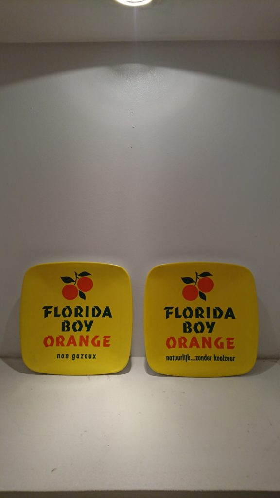 vide poche ramasse monnaie florida boy orange mr hattimer brocante vintage limoges