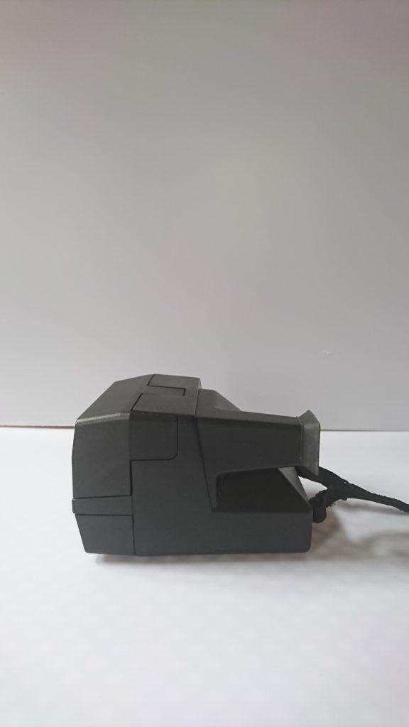 Polaroïd auto focus 660 noir années 70 mr hattimer brocante vintage limoges