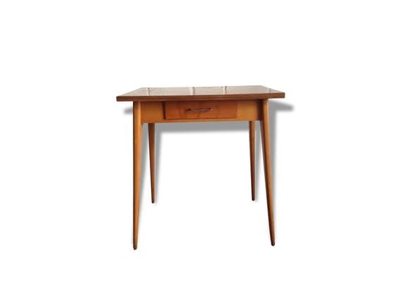 table-des-annees-60-plateau-formica mr hattimer brocante vintage limoges