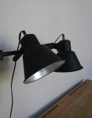 Lampe labo photo noir années 80 90 mr ahttimer brocante vintage limoges