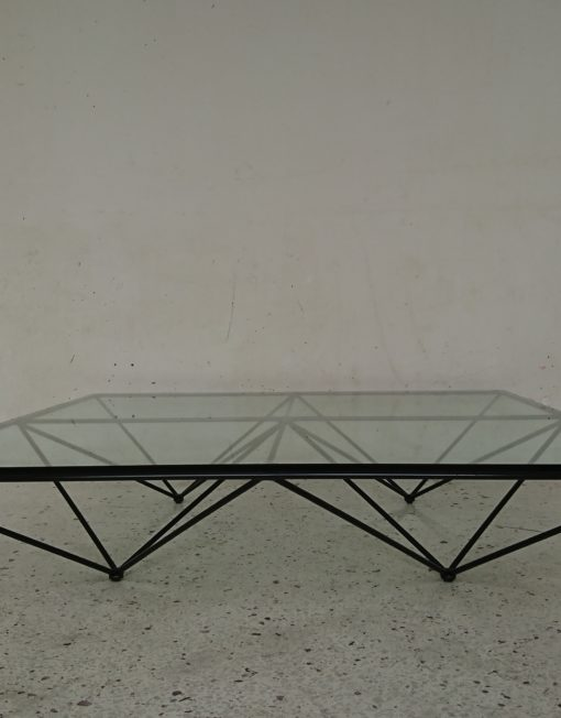 Table basse alanda design paolo piva b&b italia mr hattimer brocante vintage limoges