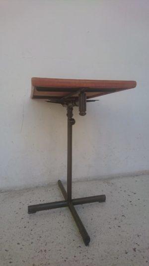 table à dessin de François Caruelle années 50 mr hattimer brocante vintage