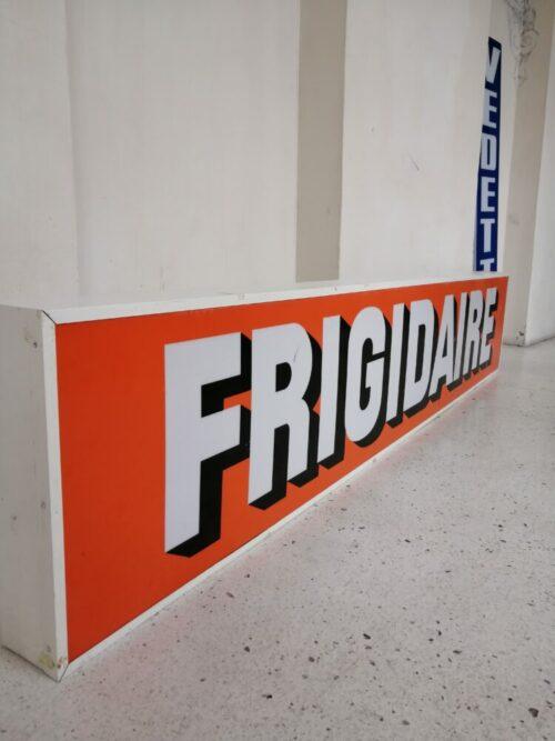 Enseignes Frigidaire vedette mrhattimer brocante vintage limoges
