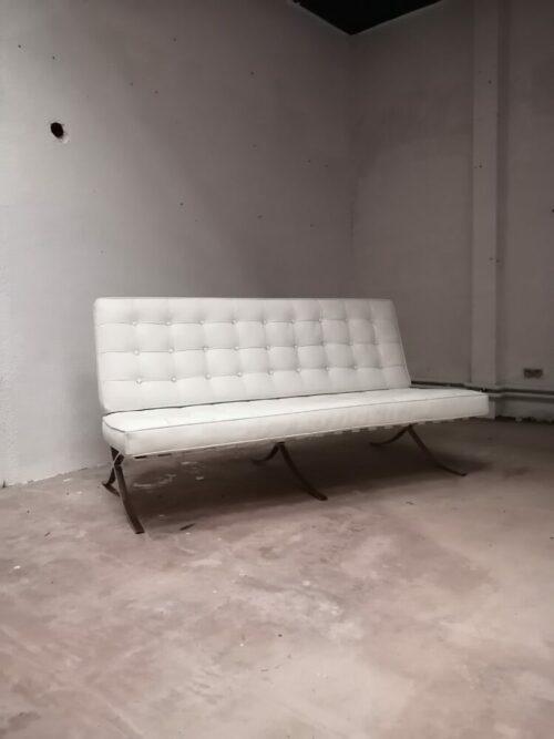 banquette copie knoll mies van der rohe mrhattimer brocante vintage limoges