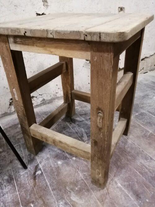etabli d'atelier carré mr hattimer brocante vintage limoges