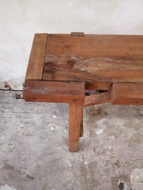 etabli atelier artiisan mr hattimer brocante vintage limoges