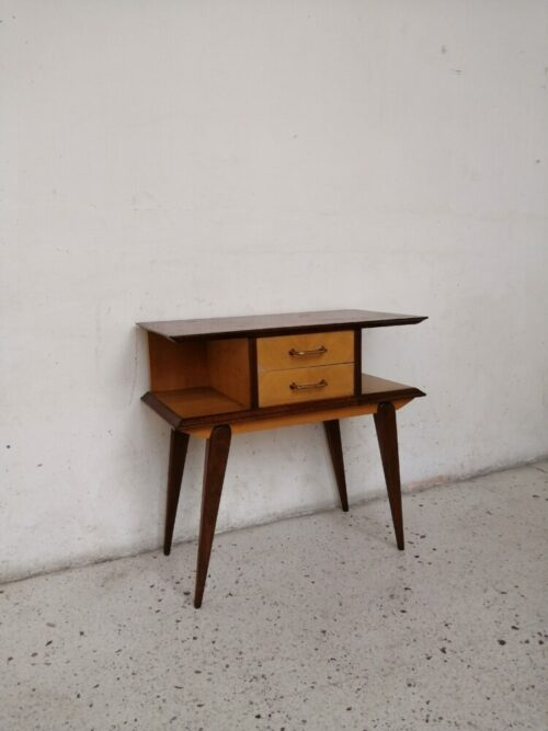 chevet années 60 ebeniste artisan mr hattimer brocante vintage limoges