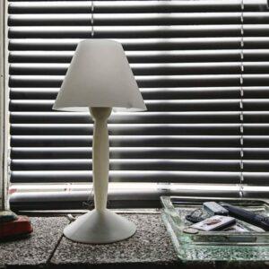 Lampe sissi design starck flos mr hattimer brocante vintage limoges