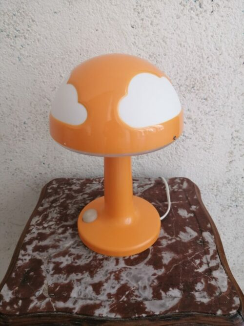 lampe skojig ikea orange mrhattimer brocante vintage limoges