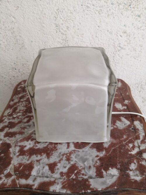 lampe ikea iviken icecube mr hattimer brocante vintage limoges